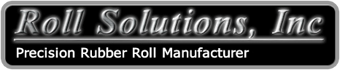 Roll Solutions, Inc., Precision Rubber Roller Manufacturer